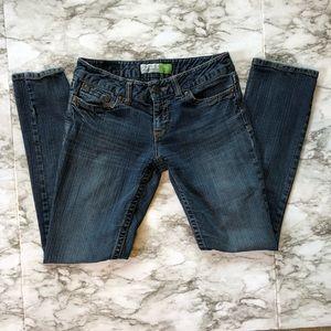 "Aeropostale - Straight ""Bayla"" Skinny Jeans - 5/6"